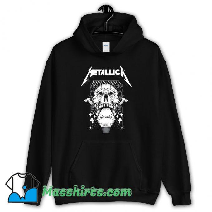 Death Magnetic Metallica Cute Hoodie Streetwear