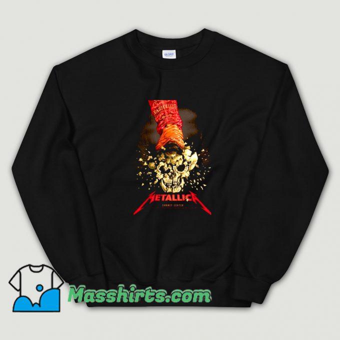 Cool Did My Chili Metallica Sweatshirt