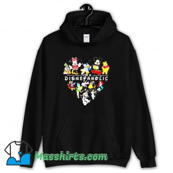 Disneyaholic Donald Duck And Friend Classic Hoodie Streetwear