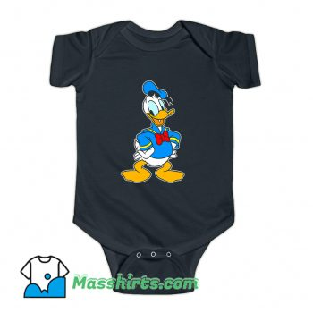 Donald Duck Cartoon Disney Baby Onesie