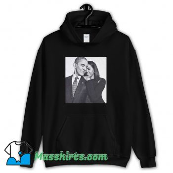 First Barack Obama and Lady Michelle Hoodie Streetwear