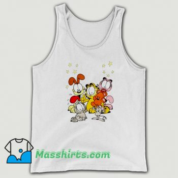 Garfield Friends Are Best Tank Top On Sale