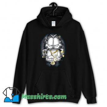 Garfield Lasagna For Life Cool Hoodie Streetwear