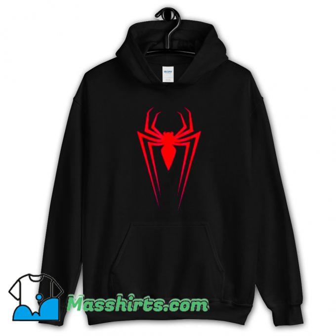 Cheap Logo Marvel Spider-Man Hoodie Streetwear