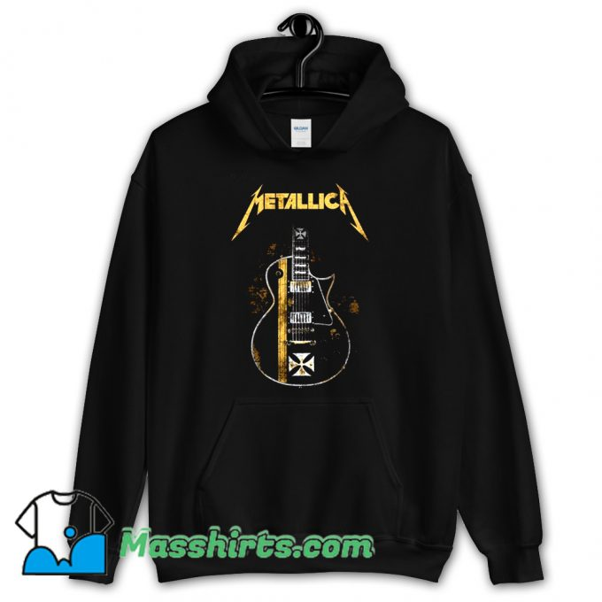 Metallica HelfIeld Guitard Cute Hoodie Streetwear