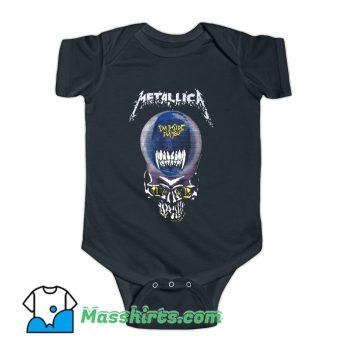 Metallica I Am Inside I Am You Baby Onesie