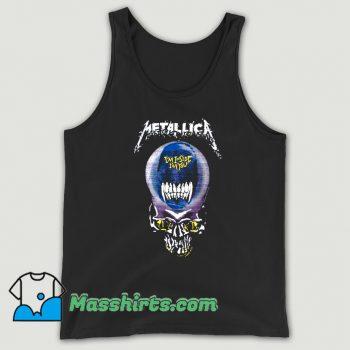 Rock Band Metallica I Am Inside I Am You Tank Top