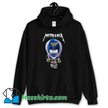Cheap Metallica I Am Inside I Am You Hoodie Streetwear