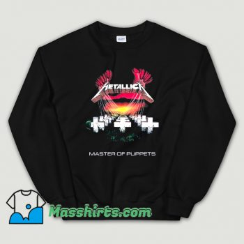 Metallica Master Of Puppets Sweatshirt