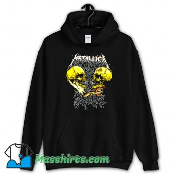 Rock Metallica Sad And True Cool Hoodie Streetwear