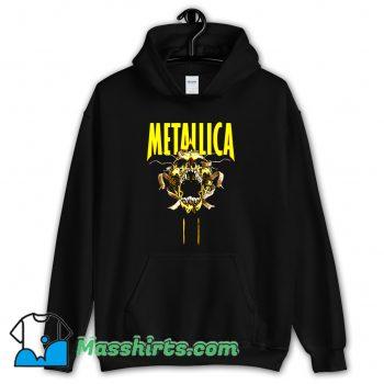Metallica Skull Cry Rock Hoodie Streetwear