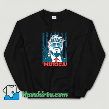 Cool Murica 4Th Of July American Party Sweatshirt