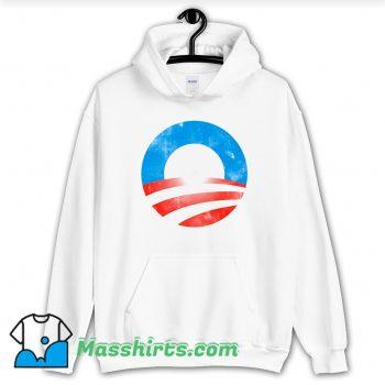Obama Logo President Hoodie Streetwear