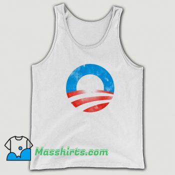 Classic Obama Logo President Tank Top