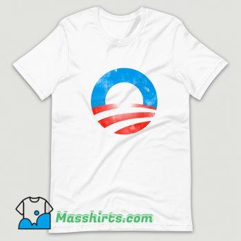 Vintage Obama Logo President T Shirt Design