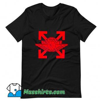 Original Off White X Jordan T Shirt Design