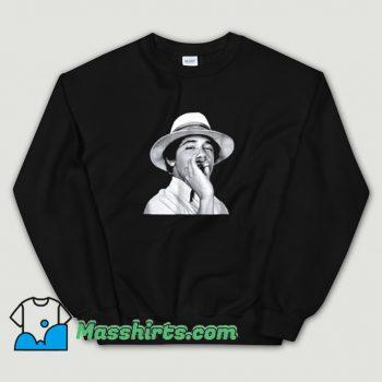 President Barack Obama Smoking Sweatshirt