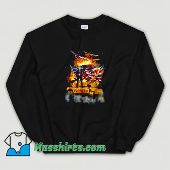 Cool President Donald Trump Epic Battle Sweatshirt