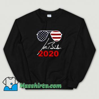 President Joe Biden Glasses USA 2020 Sweatshirt