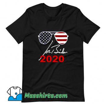 President Joe Biden Glasses USA 2020 T Shirt Design
