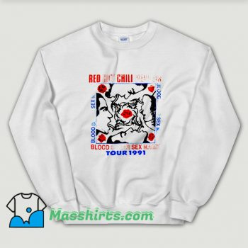 Cheap Red Hot Chili Peppers Sweatshirt
