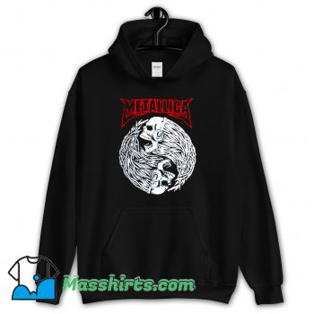 Rock Metallica Music Death Hoodie Streetwear