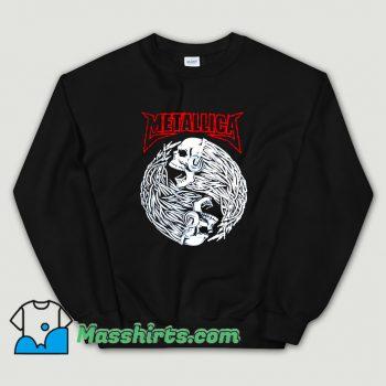 Original Rock Metallica Music Death Sweatshirt