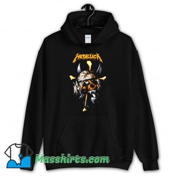 Rock Metallica Pirate Skull Funny Hoodie Streetwear