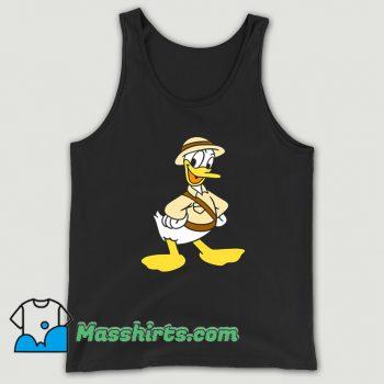 Safari Donald Duck Tank Top On Sale