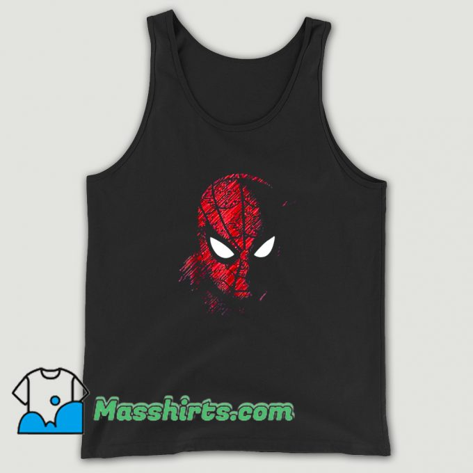Spider-Man Far From Home Tank Top