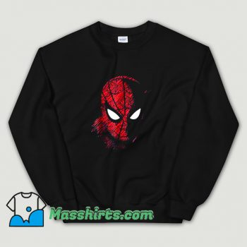 Cartoon Spider-Man Far From Home Sweatshirt