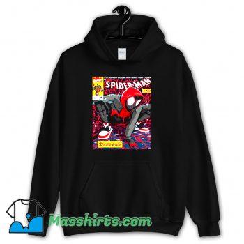Spider-Man Miles Morales Hoodie Streetwear
