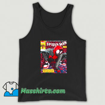 Awesome Spider-Man Miles Morales Tank Top