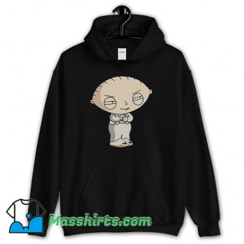 Stewie Griffin Family Guy Character Hoodie Streetwear