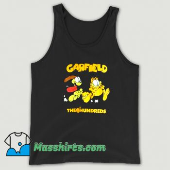 The Hundreds X Garfield Chase Classic Tank Top