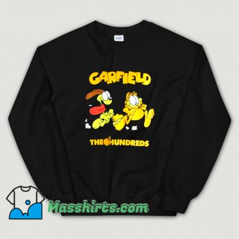 The Hundreds X Garfield Chase Sweatshirt