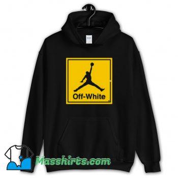 The Off White Air Jordan Hoodie Streetwear
