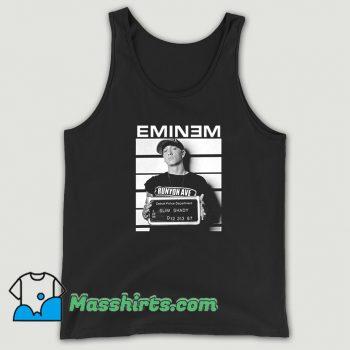 Awesome Bravado Eminem Line Up Tank Top