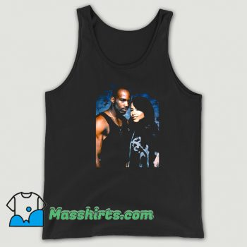 Awesome DMX And Aaliyah Tribute Tank Top