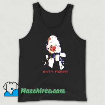 Awesome Katy Perry Cry About It Later Tank Top