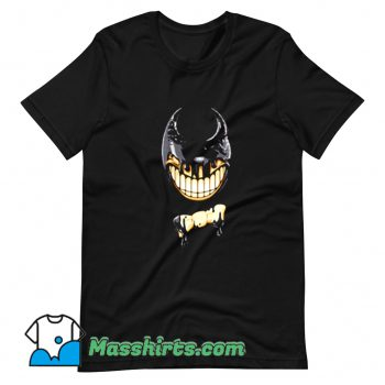 Bendy And The Dark Revival T Shirt Design On Sale