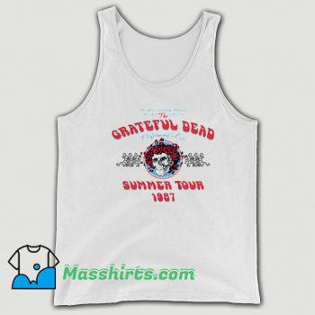 Best Grateful Dead Summer Tour 1987 Tank Top