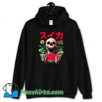 Best Sweet Death Skull Hoodie Streetwear