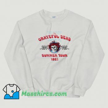 Cheap Grateful Dead Summer Tour 1987 Sweatshirt