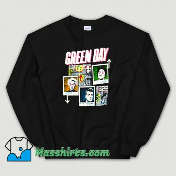 Cheap Green Day 99 Revolutions Tour Sweatshirt