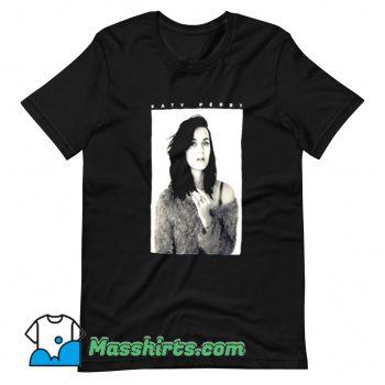Cheap Katy Perry American Singer T Shirt Design