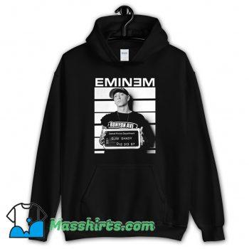 Cool Bravado Eminem Line Up Hoodie Streetwear