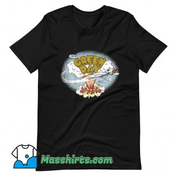 Cool Fresh Dookie Green Day T Shirt Design