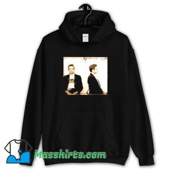 Cool Johnny Cash Photo Hoodie Streetwear