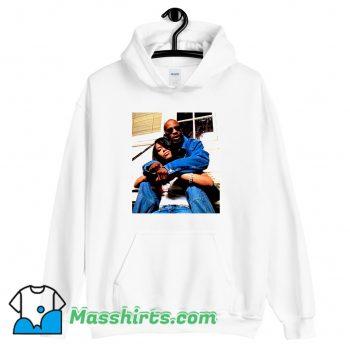 DMX And Aaliyah Rap 90s Hip Hop Hoodie Streetwear